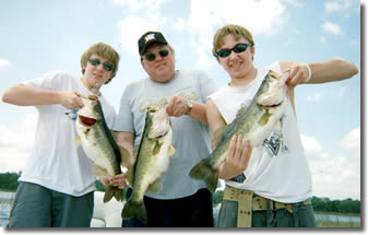 orlando bass fishing, kissimmee bass fishing
